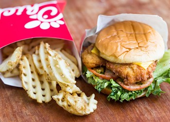 Favor Is Delivering Free Chick-fil-A Sandwiches Today