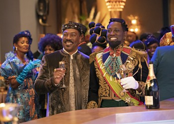 Wesley Snipes chats about his scene-stealing character in <i>Coming 2 America</i>, now on DVD