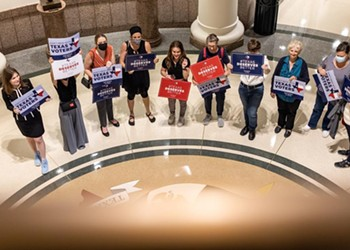 GOP voting bills advance in Texas House and Senate after overnight committee hearings
