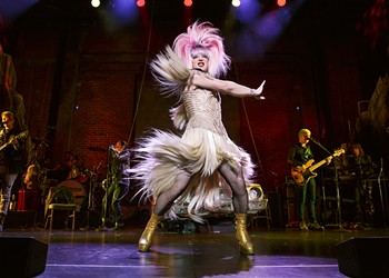 Only Two More Chances to Catch the Touring Production of <i>Hedwig and the Angry Inch </i>