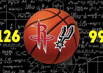 The Spurs Got Moneyballed Monday Night