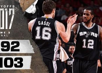 No Parker, No Problem For Resilient Spurs