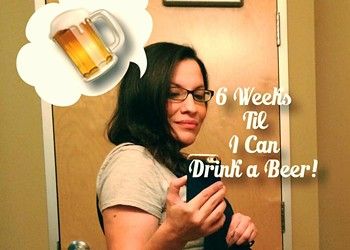 Hold My Beer, I'm Having a Baby: She's Crafty Podcast Host Shares Post-Baby Beer Habits