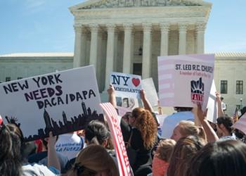 15 States Sue Trump Over Ending DACA