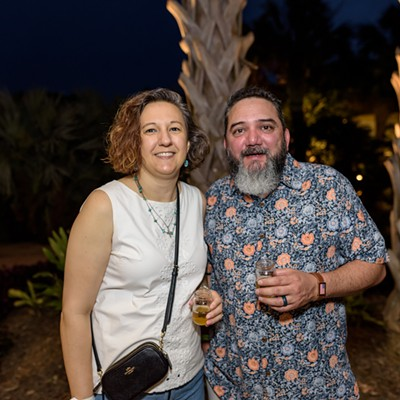 All the Beautiful People We Saw at Brews and Blooms 2018