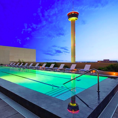 20 Beautiful San Antonio Hotel Pools You Totally Shouldn't Sneak Into