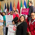Union Coalition Fighting to Get Paid Sick Time on the Ballot in SA