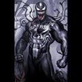 San Antonio Artist Imagines Marvel Villain Venom As a Spurs Fan