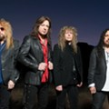 Stryper Stopping in San Antonio to Play Sam's Burger Joint and Throw Bibles at You