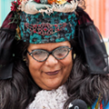San Antonio-born Performance Artist and Activist Advocates for Outcasts as 'Mother Pigeon'