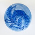 """Ruiz-Healy Art Zeroes In on Single Hue with """"Blue Is Not a Color"""" Exhibition"""