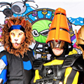 Catch These Rock Stars From the Future, aka TWRP, at Paper Tiger