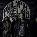 Ex-Pantera Frontman Phil Anselmo Delivered Heavy-Metal Somber at The Rock Box