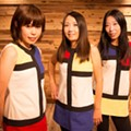 Japan's Shonen Knife, Who Once Toured with Nirvana, Playing Sam's Burger Joint