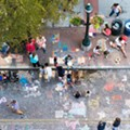 Artpace's Annual Chalk It Up Festival Returns to Downtown San Antonio