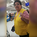 Houston Walmart Employee Tells Man to Speak English 'Because We're In Texas'