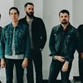 Silverstein, As Cities Burn Bringing 2000s Screamo Vibes Back to San Antonio