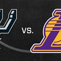 San Antonio Spurs Return to AT&T Center to Take on the Los Angeles Lakers