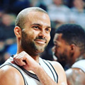 Tony Parker Said It Is 'Emotional' to Be Back at AT&T Center Ahead of Spurs-Hornets Game