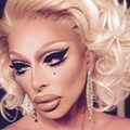 The Ice Queen Cometh: Emmy-nominated <i>Drag Race</i> Star Raven Brings Her Dramatic Act to San Antonio's Main Strip