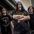 Death Metal Dudes Cannibal Corpse Hitting Up Vibes Event Center