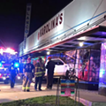 Pickup Truck Crashes Into Karolina's Antiques Overnight, Police Searching for Driver