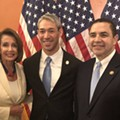 Rep. Cuellar Warns Trump's Use of Defense Funds on Border Wall Could Jeopardize Projects at San Antonio Bases