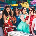 Pastie Pops Brings Wildly Fun Fiesta Burlesque and Variety Show to Sexology Institute