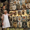 San Antonio's Barney Smith Appears in Meme for His Former Toilet Seat Collection