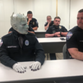 Texas Police Department Releases Parody of the Night King as an Officer