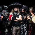 Don't Miss Your Chance to Catch Metalachi Live at Paper Tiger This Sunday