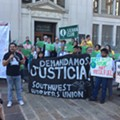 Climate Activists Rally to Urge San Antonio to Adopt Its Delayed Climate Plan