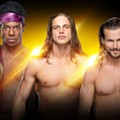 WWE Brings NXT Live! Road Trip to San Antonio