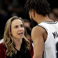 Spurs Assistant Coach Becky Hammon Praises Recent Hires of Female Coaches in NBA