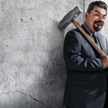 Sometimes San Antonio Hater George Lopez Stopping at the Majestic for 'The Wall World Tour'