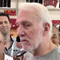 Spurs Coach Gregg Popovich Says Lawmakers Should 'Get Off Their A–' to Take Action on Gun Control