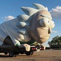 <i>Rick and Morty</i>'s Rickmobile Returns to San Antonio Next Month