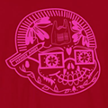 BarbacoApparel Remembers Handy Andy in Puro Día de los Muertos T-Shirt