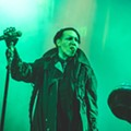 Marilyn Manson Coming Back to San Antonio This Week to Remind You He's the Antichrist