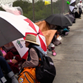 Conditions Deteriorating at Makeshift Camp on the Rio Grande Where Thousands Await U.S. Asylum