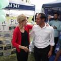 Elizabeth Warren and Julián Castro May Be Rivals — But They're Buddies, Too