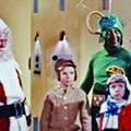 Cinema Terrible Series Closing Out the Year with Screening of <i>Santa Claus Conquers the Martians</i> at Central Library