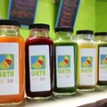 URTH Juice Bar Opens A New Location