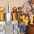 San Antonio Has Tons Of Awkward Spurs Dads