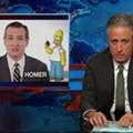 Watch Jon Stewart Make Fun Of Ted Cruz Making Fun Of Himself