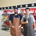 Fickel And FoodWhore Meet At Rodriguez Butcher Supply Co.