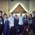 Andy Dick Visits Alchemy Kombucha And Culture