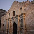 Man Arrested For Carving His Name On Interior Wall Of The Alamo