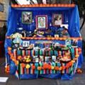 Calling All Artists for Día De Los Muertos Altar Exhibition and Contest