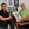 Artist on Artist: Gary Sweeney Interviews Jon Lee